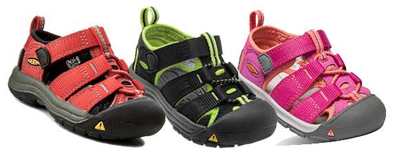 sandales randonnée newport Keen