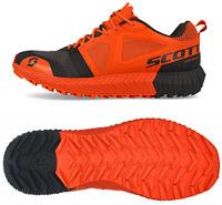 scott chaussures de trail kinabalu orange