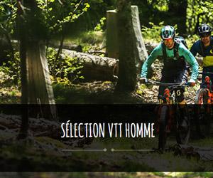 selection homme VTT