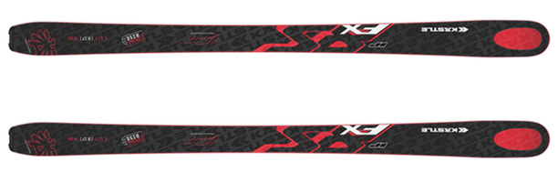 ski FX 85 HP Kastle
