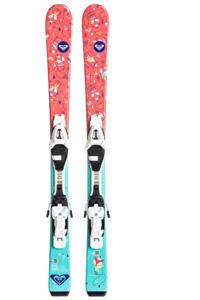 Les skis enfant Roxy Bonbon, idéals pour progresser