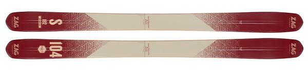 Ski Freeride Slap-104 - Zag