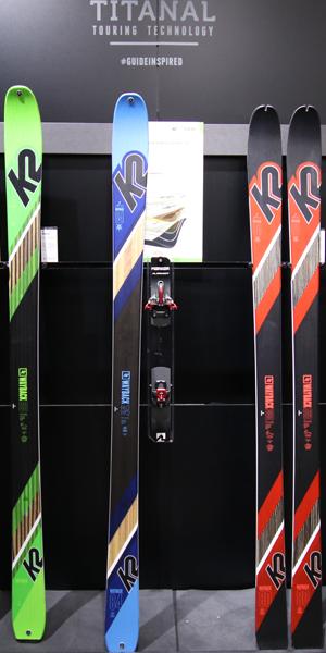 Nouveautés 2019 K2 Ski