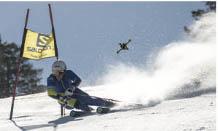 Skier vs Drone Victor Muffa-jeandet