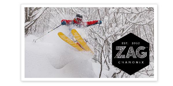 Skis ZAG