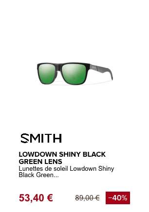 smith lowdown lunette de plage