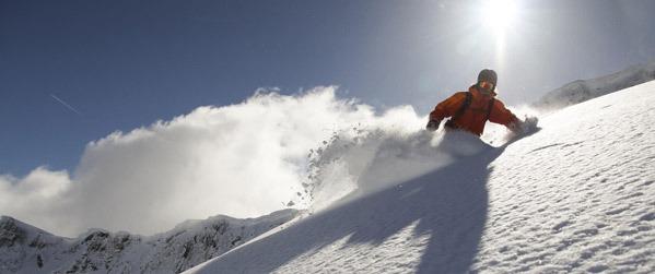 masque de ski