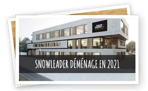 Snowleader déménage en 2021