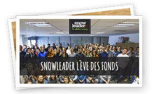 Snowleader Leve des fonds