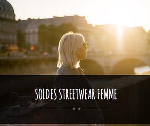 soldes streetwear femme