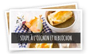 Soupe Oignon Reblochon