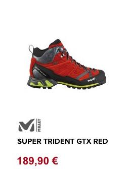 super trident gtx red