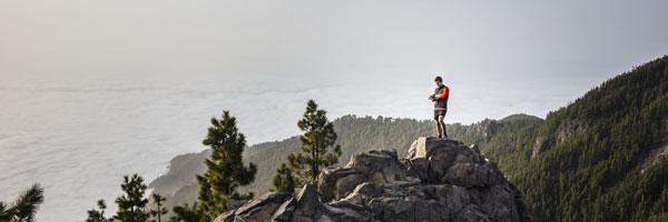SUUNTO trail running