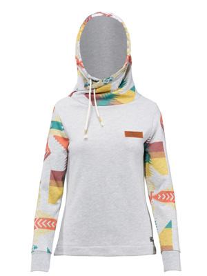 Le sweat femme Picture Organic Clothing, avec son motif ethnique