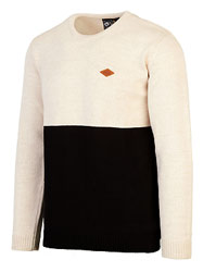 pull knitter sweat beige