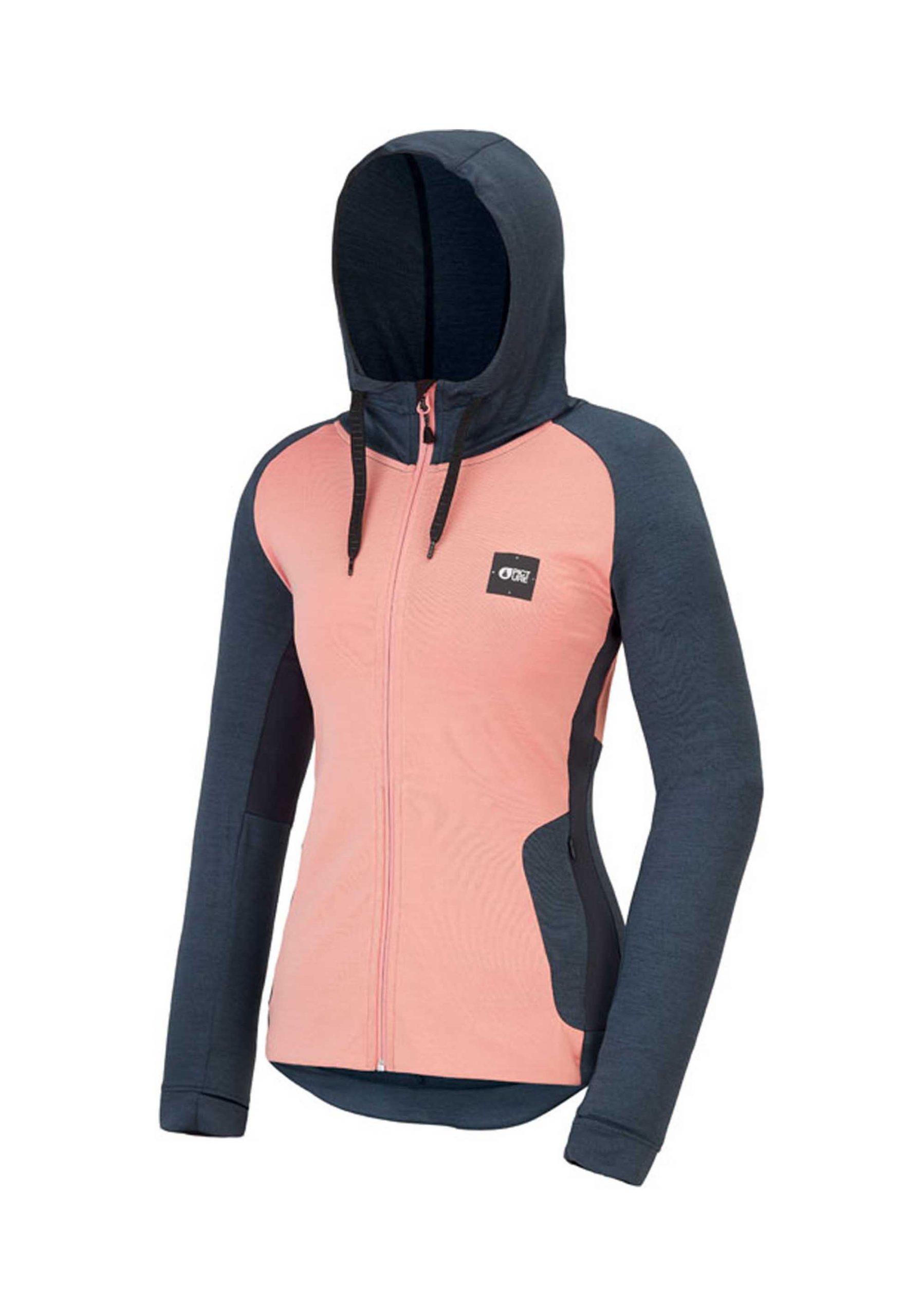 Sweat à capuche zippé CELEST Z HOODIE PICTURE ORGANIC CLOTHING