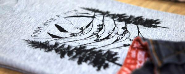 t-shirt millet