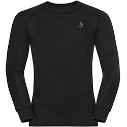 T-Shirt ML Active Warm Eco Black Odlo