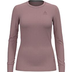 T-Shirt ML Natural 100 Merino Woodrose Odlo