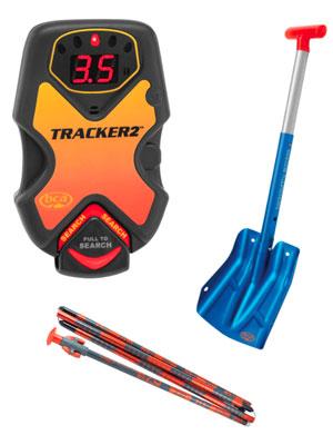 T2 rescue package BCA, disponible sur snowleader.com