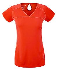 tee-shirt skim femme lafuma randonnée
