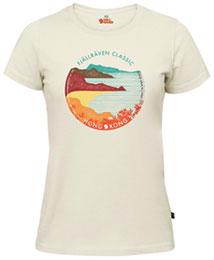 tee-shirt classic HK fjallraven soldes