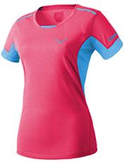 tee-shirt femme trail running dynafit