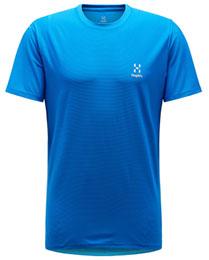 tee-shirt haglofs trail running