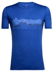 tee-shirt haute route icebreaker