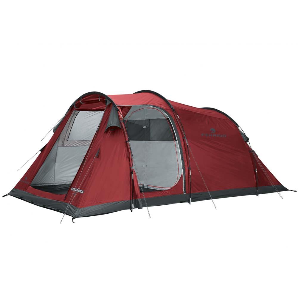 Tente de Camping 3 Personnes Meteora 3 Brick Red Ferrino