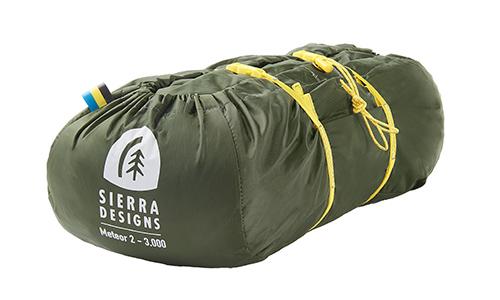 Tente pliée Sierra Designs