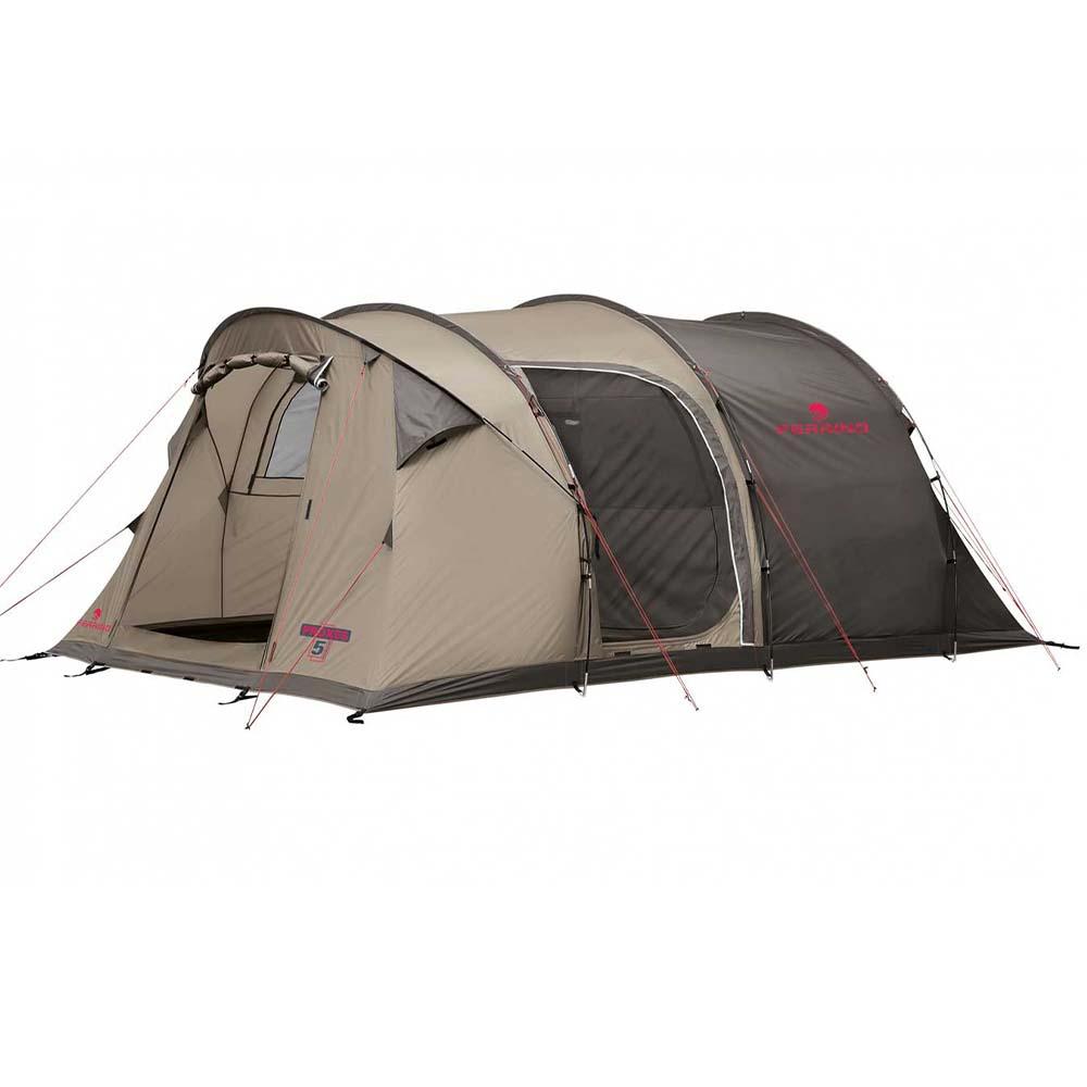 Tente4 Personnes Proxes 4 Advanced Marron - Ferrino