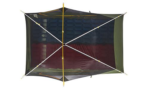 Tente Sierra Designs Photo Dessus