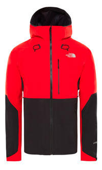 The North Face Veste Apex Flex 2.0 Rouge Homme