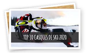 TOP 10 Casques de ski 2020