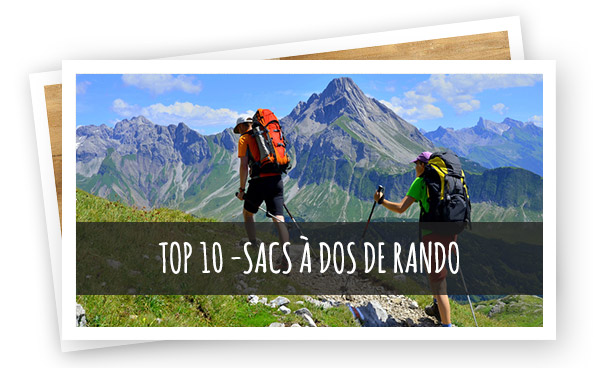 Suggestion Article top sac à dos