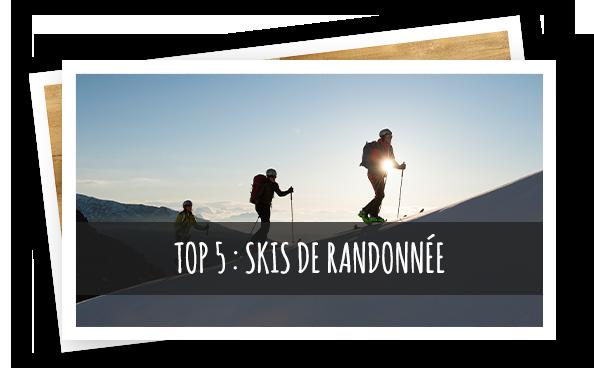 Top 5 Ski de Rando