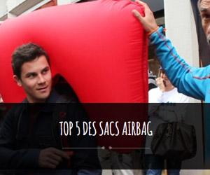 top 5 des sacs air bag