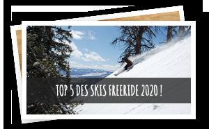 top 5 skis freeride 2020