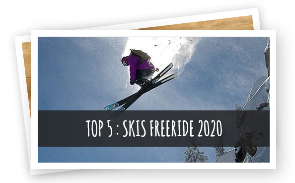 Top 5 skis freeride 2020-2021