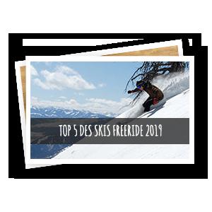top 5 skis freeride