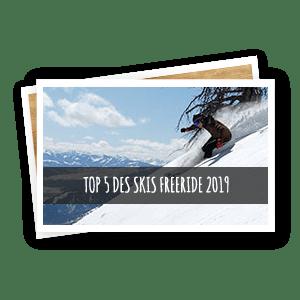 top 5 skis freeride 2019