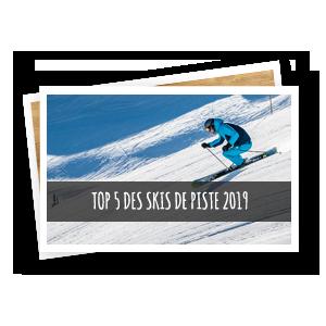 top 5 skis de piste 2019