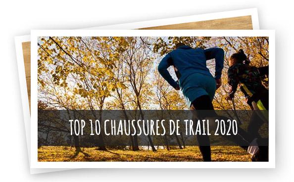 top 10 des chaussures de trail 2020