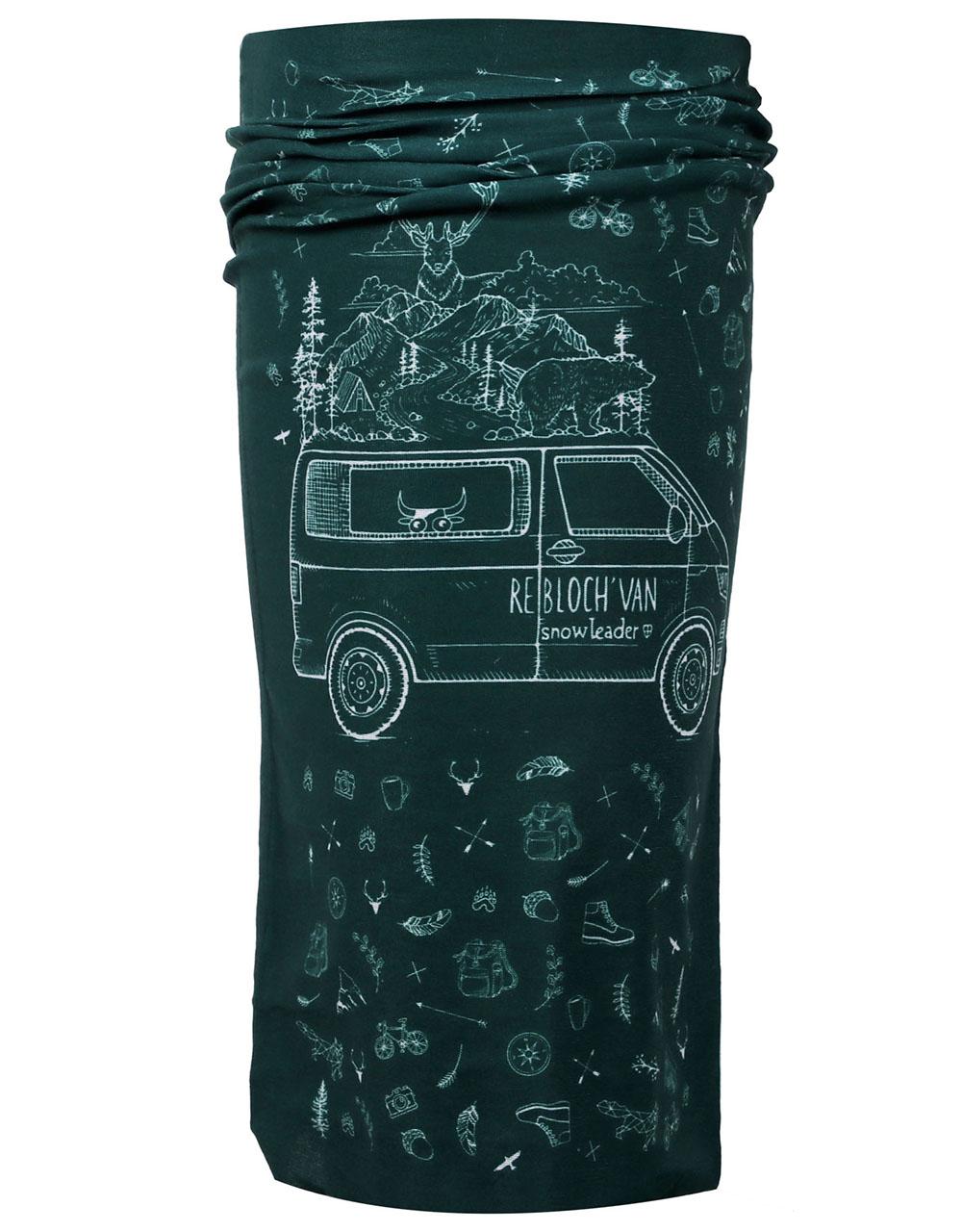 Tour de cou Snowleader Rebloch'Van