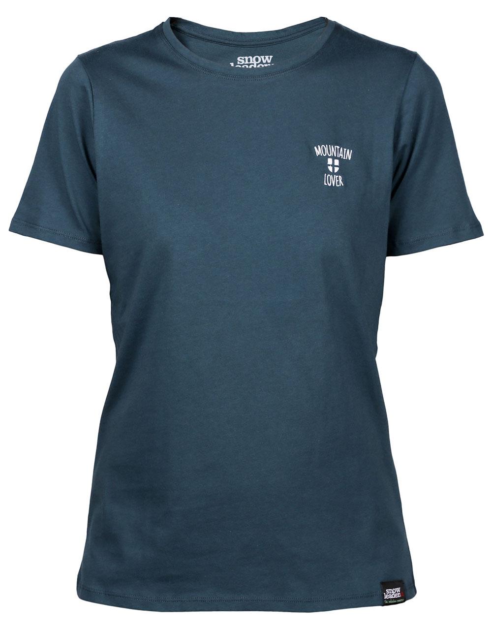 T-shirt Snowleader Mountain Lover Wn