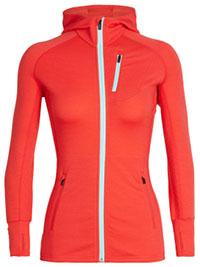 icebreaker veste randonnée femme