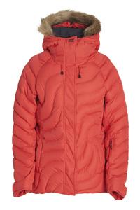 Veste de ski femme Billabong Soffya rouge