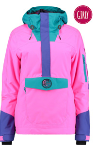 veste de ski femme O'neill re-issue 88 Frozen Wave