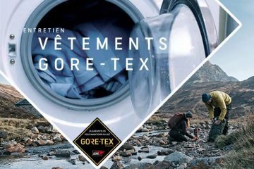 entretenir vêtements GORE-TEX
